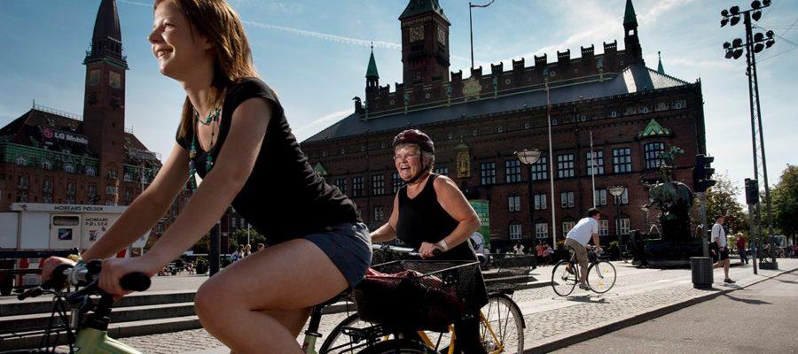 København er verdens bedste cykelby