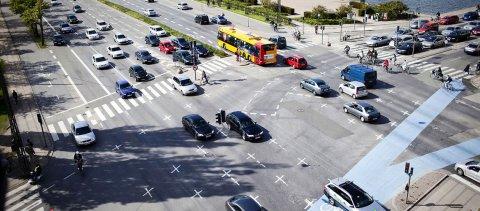 Den gule parkeringszone har fjernet op mod 30 procent af bilerne