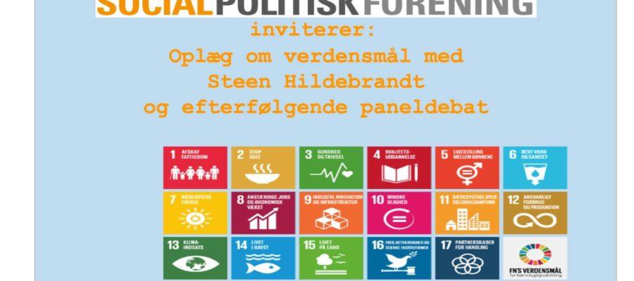 KV17 Debat den 24 oktober med Socialpolitisk forening