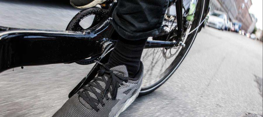 Cyklist i København. Foto: Mark Knudsen