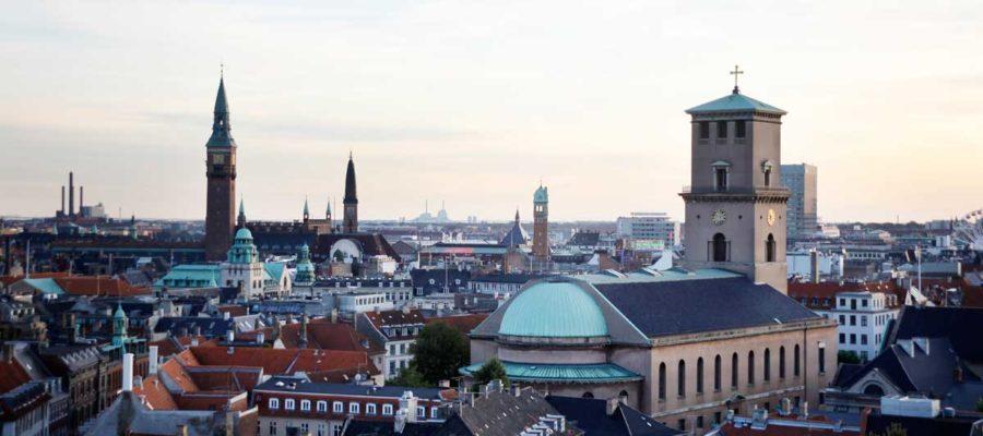 Københavns tage.