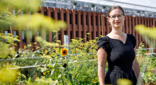 Enhedslistens borgmesterkandidat i København, Ninna Hedeager Olsen.