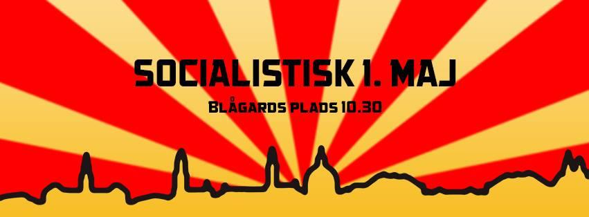 Socialistisk 1. maj @ København | Danmark