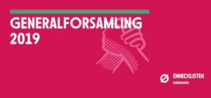 Generalforsamling i Enhedslisten København @ København | Danmark